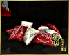 *Christmas Kiss Pillows