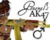 [GUM] General's AK