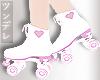 Skates Pink