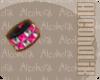 |Alk|Pink Wirstband .f