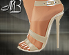 -MB- Eleanor Sandals Wh