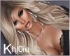 K Gin light blonde lux
