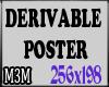 *M3M* Derivable Poster 2