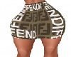 Fendi Dinki Skirt RLL