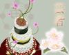 NomNom! Sushi Cake