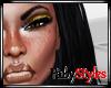 Iesha Makeup Yellow