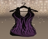 Purple Grass Dress