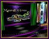 Mardi Gras Bead Decor