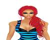 shoulder hair color mix