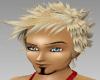 Sand blonde hair
