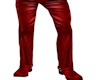 KZH Dark Red Boots