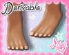 Kid Drv Bare Feet