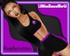 Purple Pantherettes PF