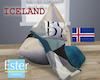 ICELAND POUF