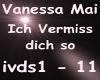 Vanessa Mai Ich Vermisse