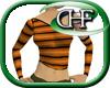 HFD Stripey Orange