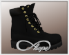 Camo Boot Black Brass