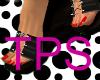 [TPS]DarkGrayCorsetShoes