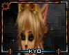 [KYO] Seam hair F