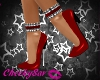 !Cs Red 7Inch Pumps