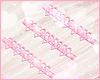 ♡glitter pins L