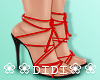 !D! Hayley Shoes Red