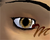 gold natueral eyes