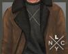 × Suede Jacket