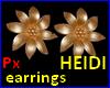 Px Heidi earrings