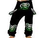 moh pants green