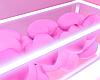 Neon Heart Box Seat