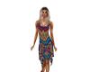 Boho Racer Dress