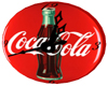 BBJ Coke Cola Clock 4