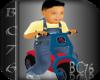 Tahaj Toddler Tricycle