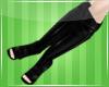 Sakura Ninja Heels