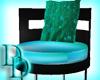 |DD| Teal Dance Chair