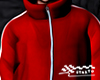 Red Athletic Jacket