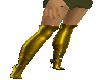 NAKYUSHA - GOLDEN BOOTS