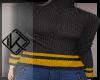 !A turtleneck blouse