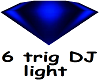 Blue Diamond Trig Light