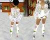 Oto's x mas dress & boot