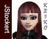 Dark Auburn Keiko