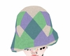 CLASSY ARTSY HAT F