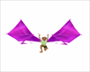 animated rave wings