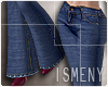 [Is] Flare Jeans