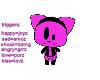 Pink Kitty Chibi