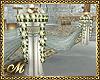 WINTER WEDDING CORRIDOR