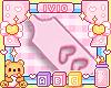 Kawaii Pink mirror e