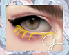 G̷. Color Lashes Yellow