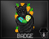Candy Bat BADGE